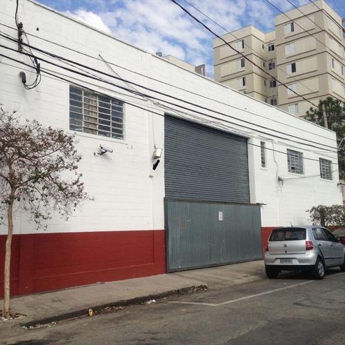 Galpao Comercial Na Vila Guilherme - Mi72633