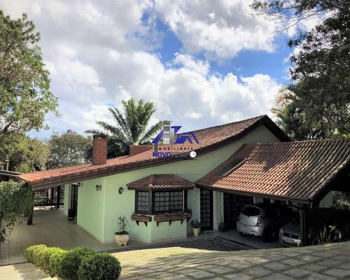 Ótima Casa Com 4 Dormitórios - Jandira/sp. - 2397 - 67874963