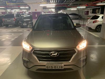 Hyundai Creta 1.6 Pulse Automatica 2018
