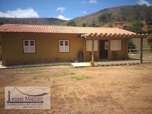 Imagem 1 de 15 de Sítio Em Vale Das Videiras  -  Paty Do Alferes - 3121