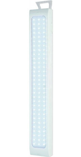 Lampara De Emergencia Led Multivoltaje 110-220v~ - 400-450 Lm / 90 Leds - Función De Emergencia Y Lámpara Normal