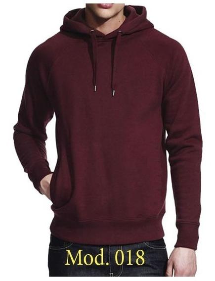 Sueter Sweater Con Capucha Caballeros Y Damas