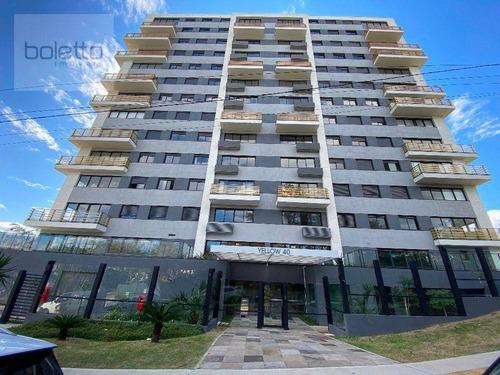 Apartamento Com 1 Dormitório, 43 M² - Venda Por R$ 469.000,00 Ou Aluguel Por R$ 2.200,00/mês - Petrópolis - Porto Alegre/rs - Ap1018