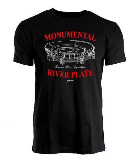 Remera River Plate Estadio Monumental
