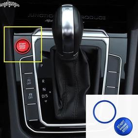 Botão Start Vw Acessorios Volkswagen Audi Jetta Passat Polo
