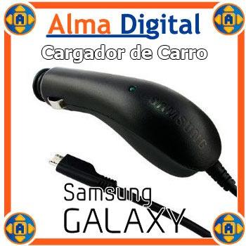 Cargador Carro Samsung S3 S4 S5 S6 S7 S8 S9 Micro Auto Usb