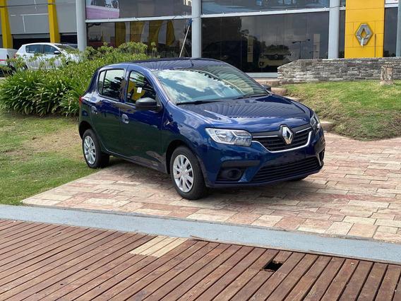 Renault Sandero Life 1,6 16v 0km Y 24 Cuotas Fijas $25.600