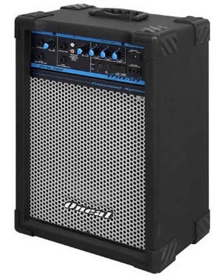 Caixa De Som Amplificador Multiuso Oneal Ocm-208