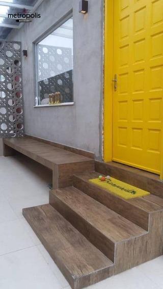Casa À Venda Por R$ 780.000 - Santa Paula - São Caetano Do Sul/sp - Ca0175
