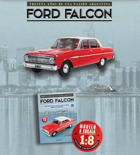 Fascículos Ford Falcón 1/8 Salvat - Entre El 73 Y 100.