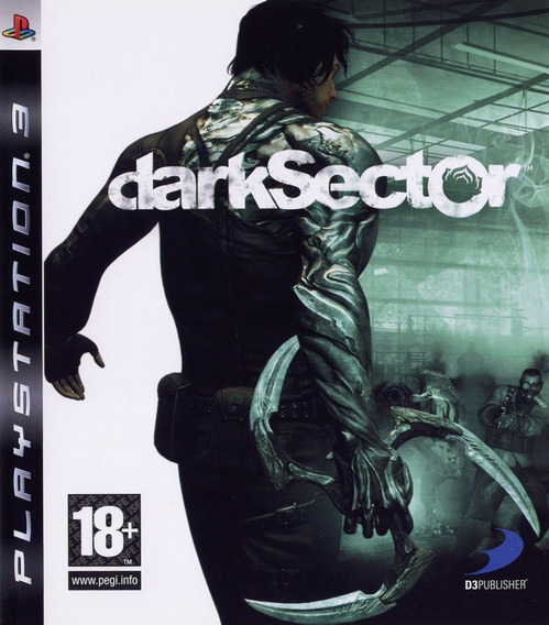 Jogo Dark Sector Playstation 3 Ps3 Mídia Física Top