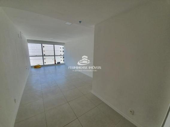 Sala 1 Dormitórios - Icaraí, Niterói / Rio De Janeiro - Sal21868
