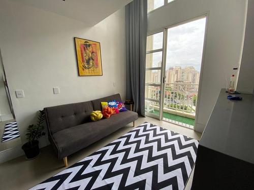 Apartamento Duplex Residencial Em São Paulo - Sp - Ad0001_elso