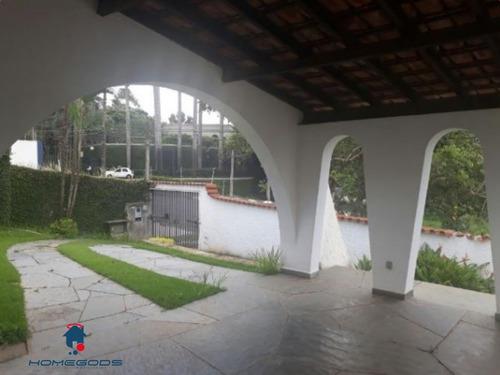 Casa Para Venda Nova Campinas, 2 Salas, 3 Quartos, 2 Banheiros, 4 Vagas, 400m - Ca00259 - 32920686