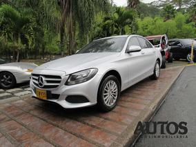 Mercedes Benz Clase C180 At Cc1600