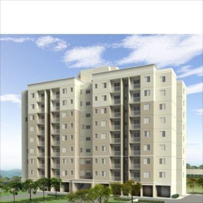 Apartamento A Venda No Bairro Parque Residencial João Luiz - Ap1044-1