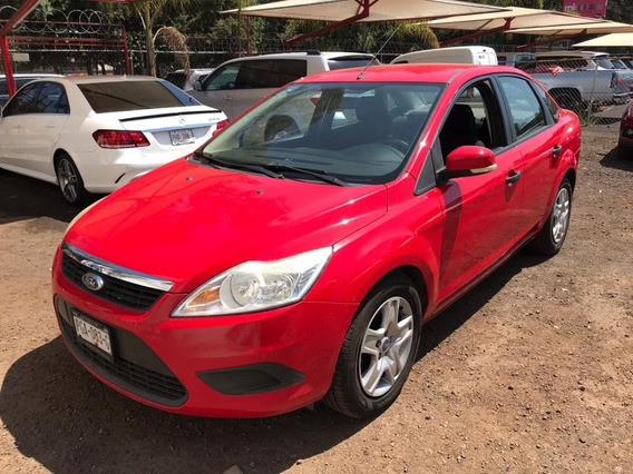 Ford Focus Sedan 2011 Std Buenas Condiciones!!