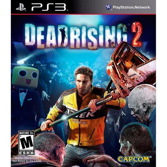 Game Deadrising 2 Ps3 - Original - Novo - Lacrado