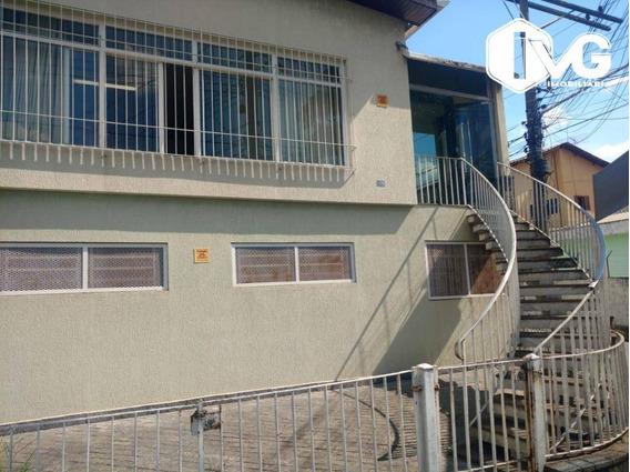 Sobrado Para Alugar, 250 M² Por R$ 3.700/mês - Vila Galvão - Guarulhos/sp - So0214