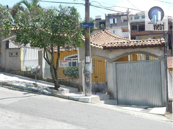 Casa Residencial À Venda, Vila Mirante, São Paulo. - Ca0133