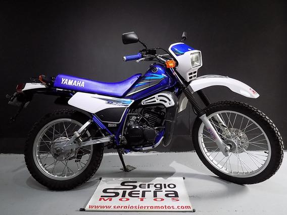 Yamaha Dt125 Azul 2008