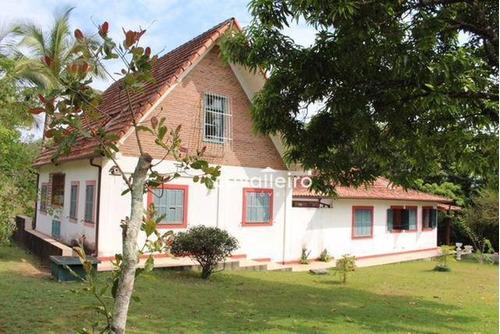 Chácara Residencial À Venda, Itapeba, Maricá. - Ch0053