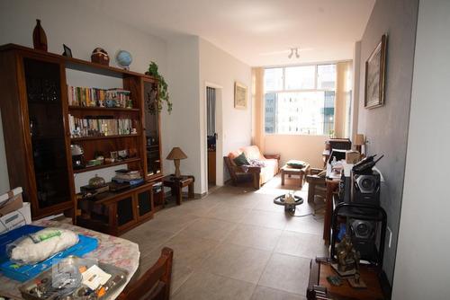 Apartamento À Venda - Catete, 3 Quartos,  100 - S893123035