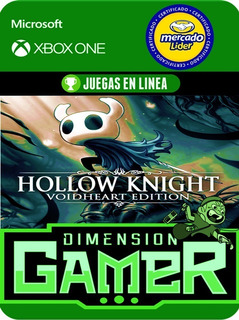 Hollow Knight Voidhearts Edition - Xbox One - Online/offline