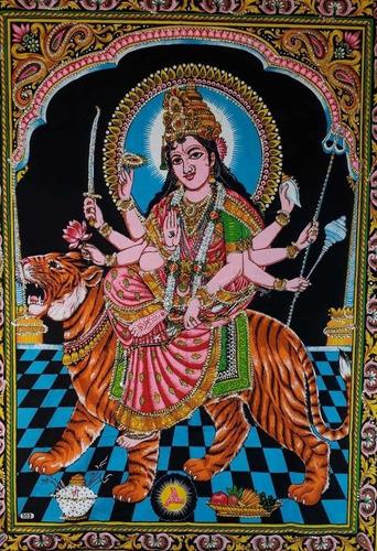 Imagen 1 de 1 de Tapiz Durga
