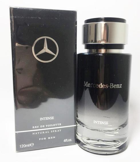 Perfume Masculino Mercedes Benz Intense 120ml Original Lacra