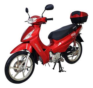 Super Jonny Hype Moto 125cc 0km - Bikelete