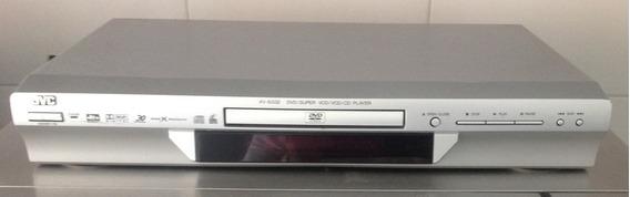 Dvd Jvc Modelo: Xv-s332 Con Control Remoto