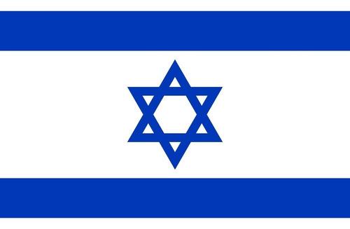 Bandeira De Israel 150x90 Cm Alta Qualidade