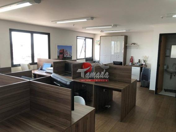 Sala À Venda E Locação, 64 M² Por R$ 800.000 - Penha De França - São Paulo/sp - Sa0079