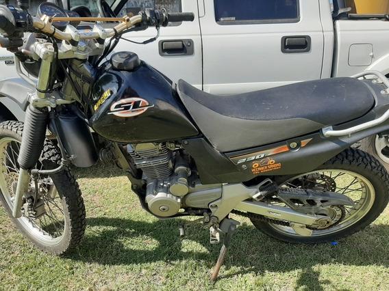 Honda Sl 230