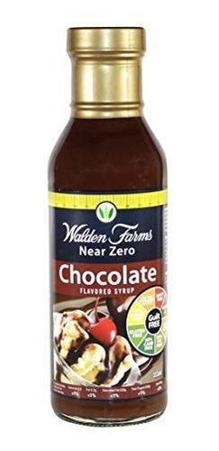 Walden Farms, Jarabe De Chocolate, Sin Grasa, 12 Oz