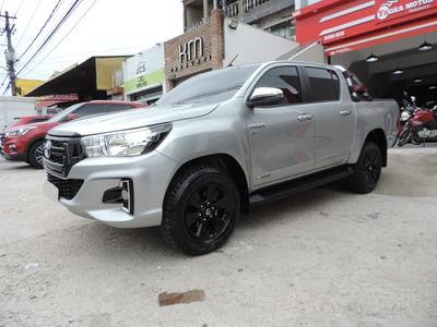 Toyota Hilux 4x2 2.7 2019 Flex Automática