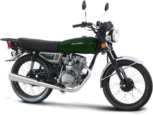 Moto Sapucai  125 Cc Vintage Zanella 0km