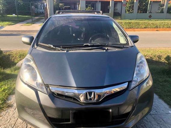 Honda Fit 2013 1.4 Lx-l At 100cv