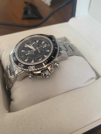 Relógio Montbalnc Cronograph Zerado