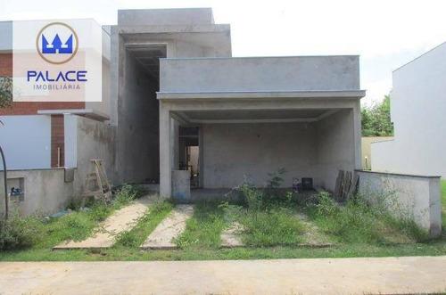 Imagem 1 de 30 de Casa Com 3 Dormitórios À Venda, 134 M² Por R$ 650.000,00 - Água Branca - Piracicaba/sp - Ca0875