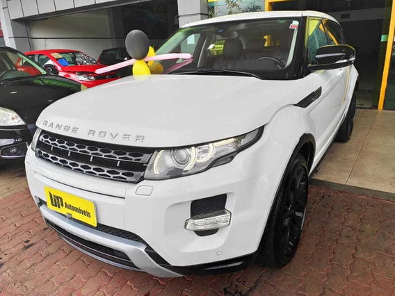 Land Rover Evoque Dynamic P5d