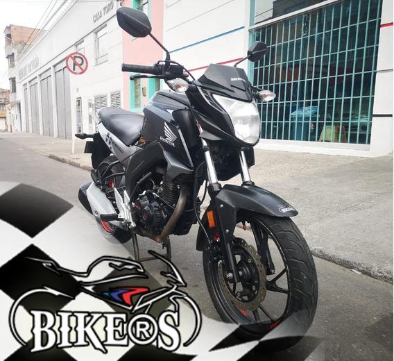 Cb 160f 2018, Recibimos Tu Moto, Bikers!!