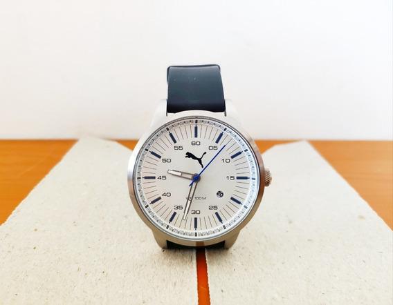 Relógio De Pulso Puma Fundo Branco