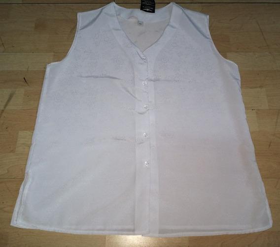Camisa Sin Mangas De Mujer