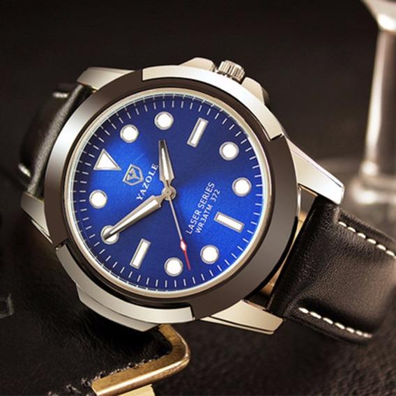 Relógio Masculino Militar Luxo Relogios Barato Quartz 372