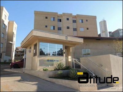 Apartamento Venda/locação Em Itapevi No Jardim Bela Vista - 3327