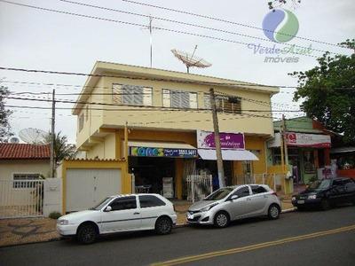 Casa Residencial Para Locação, Jardim Flamboyant, Campinas. - Ca0460