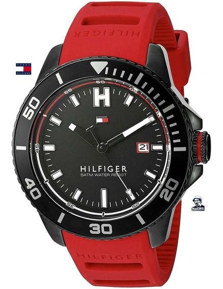 Reloj Tommy Hilfiger Wade 1791264 En Stock Original Garantia