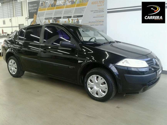 Mégane 1.6 Expression 16v Flex 4p Manual